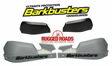 Barkbusters Handguard Kit VPS SILVER/BLACK - CRF1000 - Fits DCT & Non-DCT Models