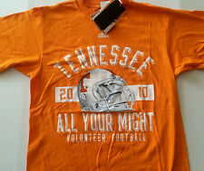 "NWT-TENNESSEE VOLUNTEERS ""ALL YOUR MIGHT"" SHIRT (S) BY ADIDAS"