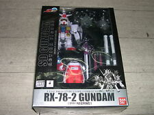 SDGO Superior Defender Gundam Online RX78 Full weapon action figure core fighter
