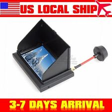 "FX-F408 4.3"" LCD Display 5.8Ghz 32Ch FPV Monitor Wireless Diversity Receiver"