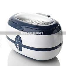 Ultrasonic Cleaner Ultra Sonic Jewelry Watch Glasses Cleaning Machine Household