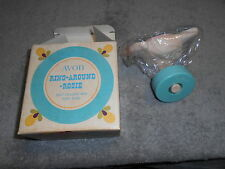 AVON  1966  RING-AROUND-ROSIE   ELEPHANT SOAP HOLDER & SOAP RING