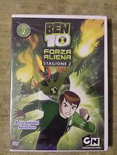 Ben 10 forza aliena stagione 2 volume 2  - DVD Cartone nuovo sigillato