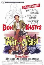 """THE GHOST AND MR. CHICKEN  Movie Poster [Licensed-New-USA] 27x40"""" Theater Size"""