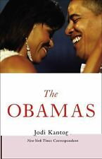 The Obamas, Jodi Kantor, Good Book