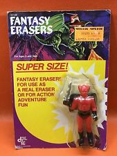 """Rare 1983 Vintage DFC Dragonriders of the Styx THE DEMON Rubber 4"""" Figure * MOC"""