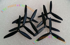 "8Pcs Updated Color Three 3-Blade 6045 "" 6x4.5 L/R CW/CCW Propeller For RC Copter"