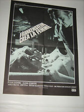 FRANKENSTEIN CREATED WOMAN - Hammer- Peter Cushing