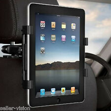 Rotatable Vehicle Car Headrest Back Seat holder cradle mount for Apple iPad 2 3