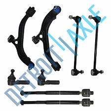 Brand New 8pc Complete Front Suspension Kit 2001 - 2004 Chrysler Dodge Mini-Vans