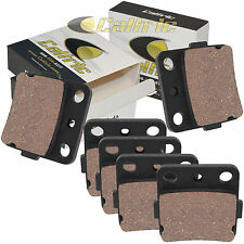 FRONT & REAR BRAKE PADS Fits Honda TRX300EX Fourtrax 300EX 1993-2008