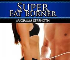 3 Strong Fat Burner Diet Pills Appetite Suppressant Weight Loss Slimming Tablets