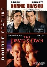Donnie Brasco/The Devil's Own (2014, DVD NIEUW)