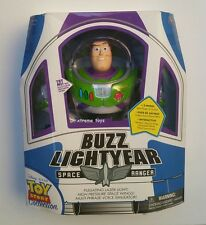 Toy Story Buzz Lightyear Space Ranger Figure Signature Collection Talking Sound