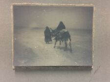 Edward S. Curtis Going Into the Desert Signed Photographic Print 1904 x999