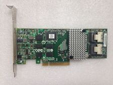 New LSI Logic Controller Card 3ware SAS 9750-8i 8Port 6Gb/s PCI-Express XX5Y