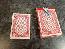 Arrco Streamline  no 2 Linen Finish Pinochle Playing Cards, No Jokers