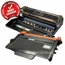 DR820 Drum & TN850 Black Toner Cartridge for Brother TN820 HL-L5000D MFC-L5900DW