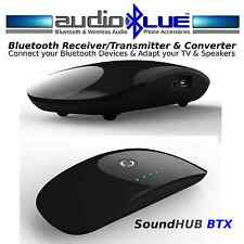 Bluetooth Audio Transmiter/Receiver Hub-Convert Speakers to Wireless Bluetooth