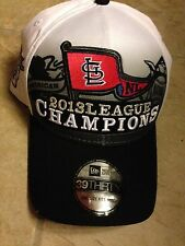 St Louis Cardinals 2013 League Champions New Era Ball Cap OSFA MSRP $30 NWT
