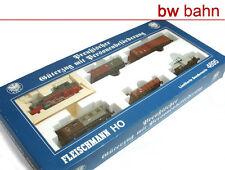 Fleischmann H0 4895 Preußischer Güterzug Personenbeförderung KPEV Lok T9.3 Neu