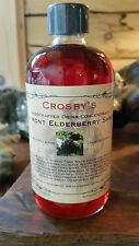 Crosby's Vermont Vinegar Shrub Drink Concentrates