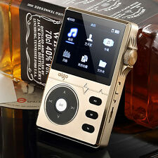 Aigo MP3-108 Hifi Lossless Audio/Music Player 8GB 2.3inch TFT -Gold/Silver
