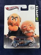 Hot Wheels 2013 Pop Culture THE MUPPETS Balcony Old Men 34 Ford - New Near Mint