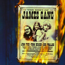 CD - James Gang - The Best Of James Gang - #A1049 - Incl. Poster