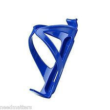 Bicycle Water Bottle Holding Cage - Blue