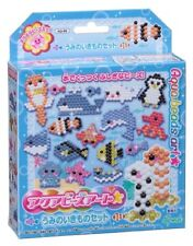 Epoch AQ-89 Aqua beads Art sea creature set F/S from Japan