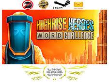 Highrise Heroes: Word Challenge PC Digital STEAM KEY - Region Free