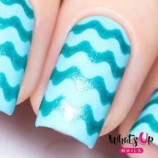 Wave Tape for Nail Art, Wave Stickers for Nails, Nail Vinyls