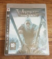 VIKING BATTLE FOR ASGARD Jeu Sur Sony PS3 Playstation 3 Neuf Sous Blister VF