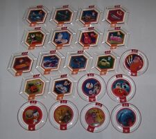 DISNEY INFINITY 2.0 Originals Power Disc Lot Pick 10 Discs to Complete Your Set