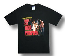 House Of 1000 Corpses-(Rob Zombie)-Group Poster Pic-Small Black T-shirt