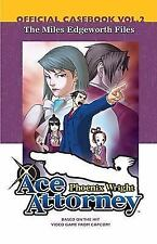 Phoenix Wright  Ace Attorney: The Miles Edgeworth Files-ExLibrary