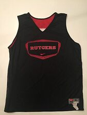 Rutgers Basketball GAME WORN Jersey Nike #5 XL EXTRA LARGE