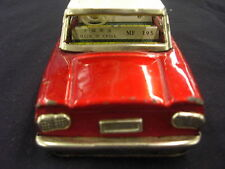 VERY RARE! 1960's Antique China Tin #MF195  Sedan BY Kung Yuan Mitsuhashi Asahi