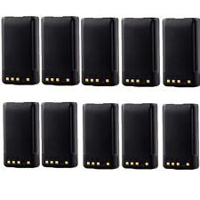 10X KKNB-25 KNB-25A KNB-26 KNB-26N Battery for KENWOOD TK3170 TK2173 TK3173