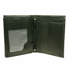 Small Luxury Multi Compartment Mens Credit Card/ID Holder Leather Wallet  6018
