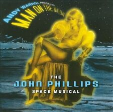 Andy Warhol Presents Man on the Moon by Phillips, John