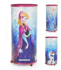 Disney Frozen Movie GLITTER NIGHT LIGHT LAMP Anna + Elsa Bedding Bed Room Decor