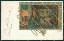 Venezia Città Tafuri cartolina XB0272