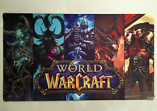 World of Warcraft WOW YGO VG Mat Game Mouse Pad Custom Playmat Free Shipping C