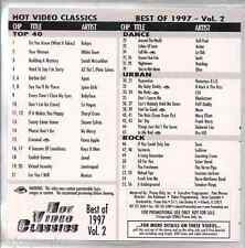 Promo only video classics: Best of 1997 vol.2 NOMERCY white town DAFT PUNK amber