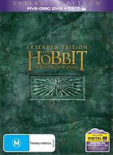 Hobbit - The Desolation of Smaug (DVD, 2014, 5-Disc Set), Extended Edition