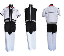 Kingdom Hearts II 2 Roxas Cosplay Costume New