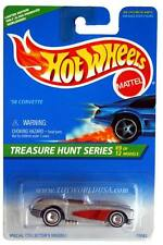 1996 Hot Wheels Treasure Hunt Series #9 '58 Corvette