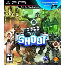 ELDORADODUJEU     THE SHOOT MOVE Pour PLAYSTATION 3 PS3 NEUF VF